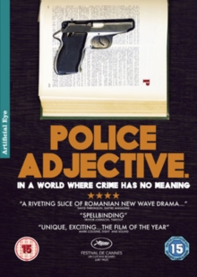 Police, Adjective, DVD
