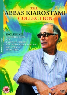 The Abbas Kiarostami Collection, DVD DVD