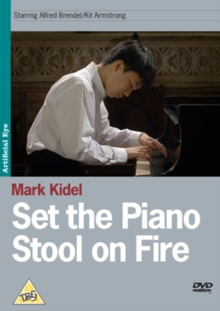 Set the Piano Stool On Fire, DVD  DVD