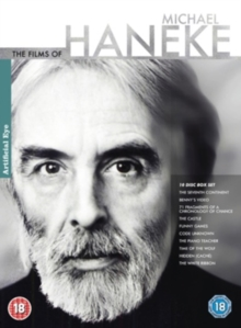 The Films of Michael Haneke, DVD