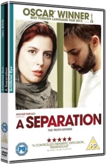 A   Separation, DVD