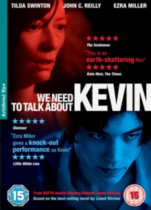 We Need to Talk About Kevin, DVD