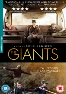 The Giants, DVD
