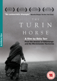 The Turin Horse, DVD