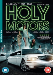 Holy Motors, DVD