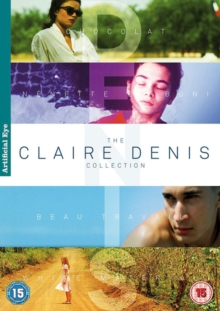 The Claire Denis Collection, DVD