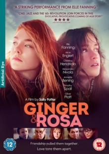 Ginger and Rosa, DVD
