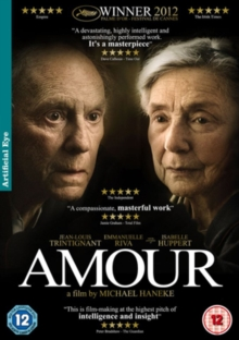 Amour, DVD  DVD