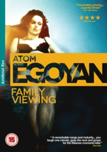 Family Viewing, DVD