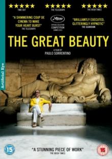The Great Beauty, DVD