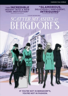 Scatter My Ashes at Bergdorf's, DVD  DVD