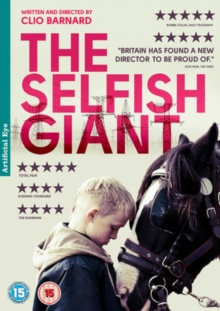 The Selfish Giant, DVD