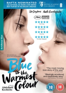 Blue Is the Warmest Colour, DVD