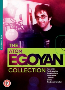 The Atom Egoyan Collection, DVD DVD