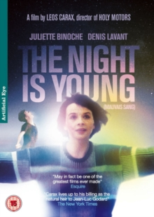 The Night Is Young, DVD DVD