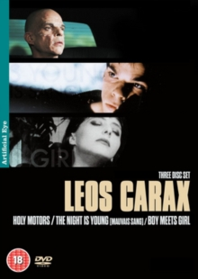 The Leos Carax Collection, DVD