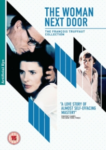 The Woman Next Door, DVD