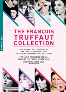 The François Truffaut Collection, DVD DVD
