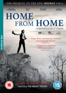 Home from Home - Chronicle of a Vision, DVD