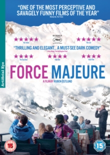 Force Majeure, DVD