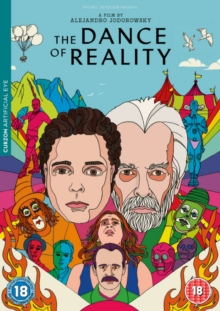 The Dance of Reality, DVD DVD
