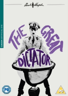Charlie Chaplin: The Great Dictator, DVD  DVD