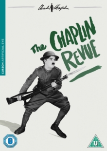 The Chaplin Revue, DVD DVD