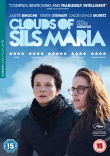 Clouds of Sils Maria, DVD
