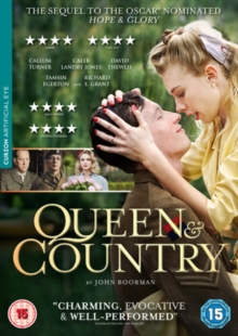 Queen and Country, DVD
