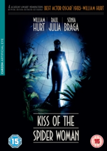 Kiss of the Spider Woman, DVD
