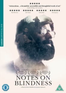 Notes On Blindness, DVD