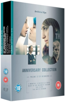 Artificial Eye 40th Anniversary Collection: Volume 3, DVD