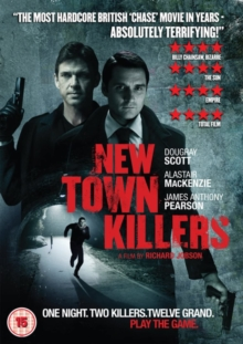New Town Killers, DVD