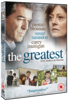 The Greatest, DVD