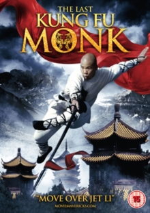 The Last Kung Fu Monk, DVD DVD