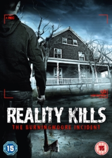 Reality Kills - The Burningmoore Incident, DVD