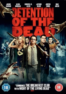 Detention of the Dead, DVD