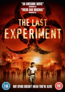The Last Experiment, DVD