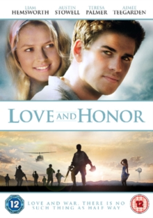 Love and Honor, DVD