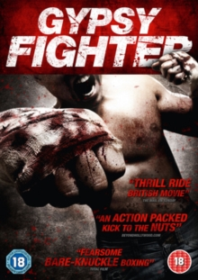Gypsy Fighter, DVD