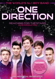 One Direction: Reaching for the Stars, DVD  DVD
