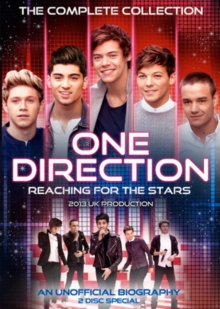 One Direction: Reaching for the Stars - Part 1 and 2, DVD