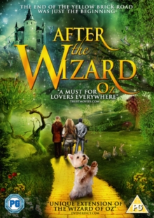 After the Wizard, DVD