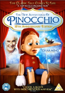 The New Adventures of Pinocchio, DVD