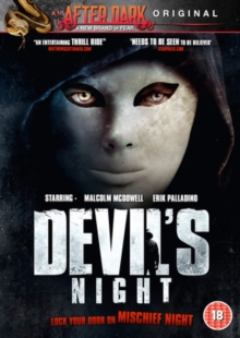 Devil's Night, DVD