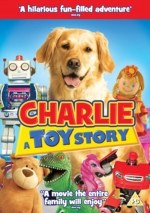 Charlie - A Toy Story, DVD