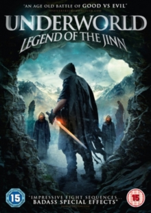 Underworld - Legend of the Jinn, DVD