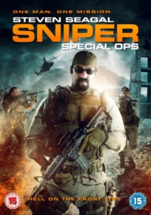 Sniper - Special Ops, DVD DVD