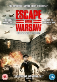 Escape from Warsaw, DVD DVD