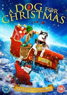 A   Dog for Christmas, DVD